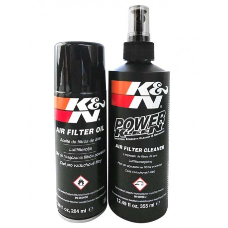 Filter Care Service Kit Aerosol - International